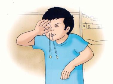 Resultado de imagen de tos con moco